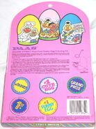 Paas 1990 easter coloring kit 4