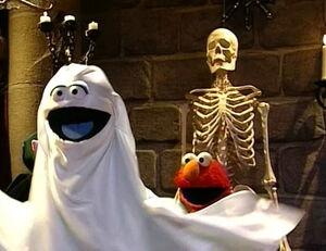Sesame-ghost