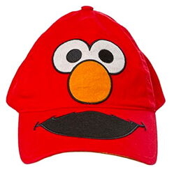 Sesame place hat elmo