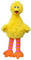 Sesame place plush big bird 20