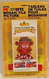 Tarco prestofix fozzie bear 1978 pack