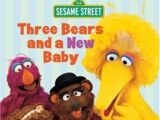 Three Bears and a New Baby