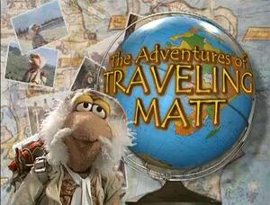 Travelling matt adventures