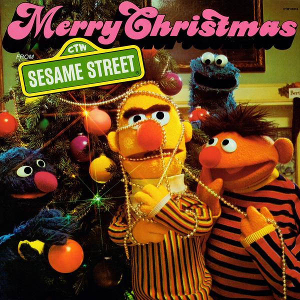 Merry Christmas from Sesame Street | Muppet Wiki | FANDOM powered by ...