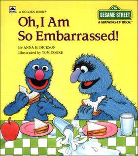 Book.embarrassed