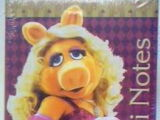 Muppet notebooks (Giftco)