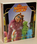 Stuart hall 1978 kermit piggy binder 1