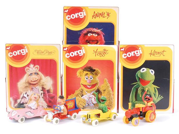 Muppet die-cast cars (Corgi) | Muppet Wiki | FANDOM powered