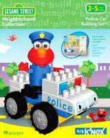 Knex-policecar