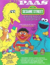 Paas 1988 easter egg kit 1
