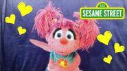 Sesame Street How to Self Hug with Abby Cadabby CaringForEachOther