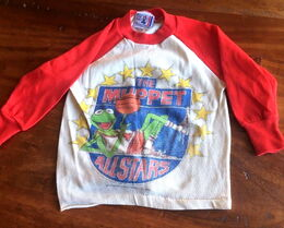 1982 billy the kid muppet all stars shirt