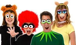 Elope 2014 muppets cartoon eyes glasses