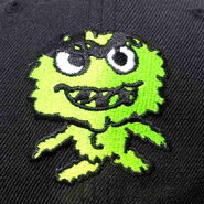 New era 59fifty fits cap little monster oscar 3