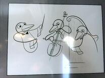 PizzeRizzo caricature 14