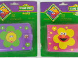 Sesame Street wallets (Roma Kids)