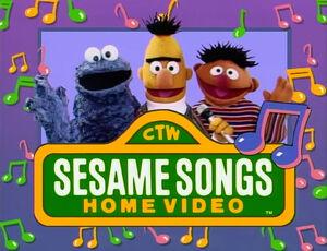 SesameSongsHomeVideo