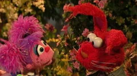 Sesame Street Wandering Through Wonderland
