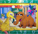 Sesame Street TV tray (Rix)