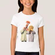 Zazzle beaker bunsen photo shirt