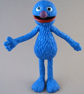 Applause pvc bendable grover