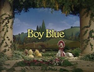 Boy Blue-title