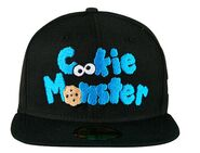 New era 2013 cookie monster fuzzy