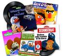 Sesamstraat discography