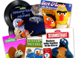 Sesamstraat discography