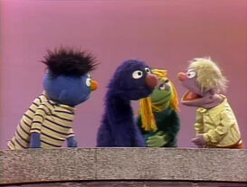 Planning Song Muppets
