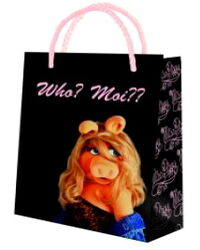 Bb designs gift bag piggy