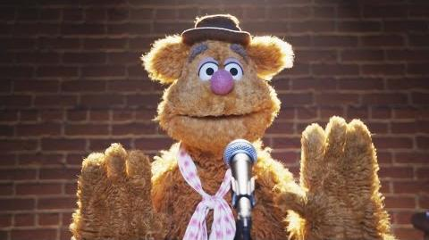 Fozzie's Bear-ly Funny Fridays 12 Fozzie Bear Jokes The Muppets