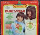 Muppet Paint 'n Wear clothes painting kit
