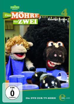 Sesamstraße-Eine-Möhre-für-Zwei-4-Haarige-Zeiten-DVD-(2012)