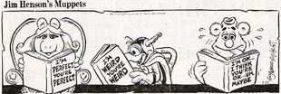 The Muppets comic strip 1982-02-27