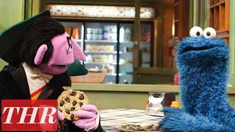 Cookie Monster Gives a Tour of 'Sesame Street' THR