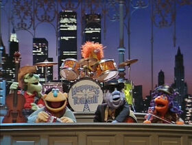 Muppets Tonight Band