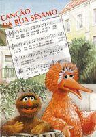Rua Sesamo music book