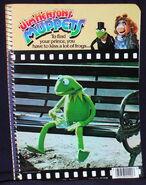 Stuart hall 1981 notebook kermit bench