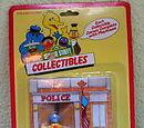 Sesame Street collectible playhouses