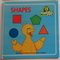 Beep books shapes