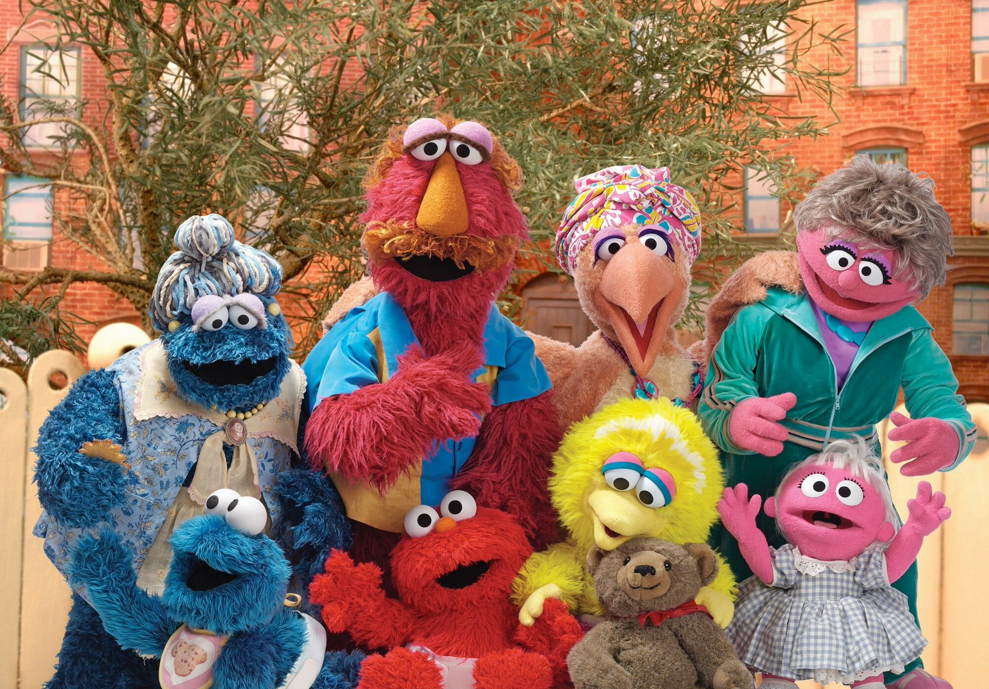 I title the review as Rest in Peace only because if you like me are a child born of the early 1980s or earlier that grew up with Sesame Street then you know