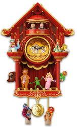 Bradford exchange 2015 muppet show clock