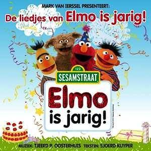 Cd elmo is jarig