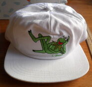 Dakin applause kermit collection cap 4