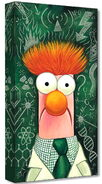 Disney giclee beaker by tim rogerson 2017 20x10 edition of 1500