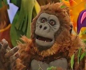 Lenny the Gorilla