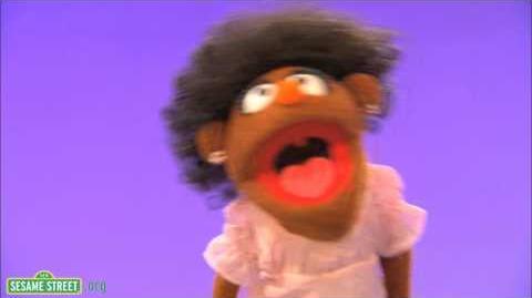 Sesame Street Song I Love My Hair
