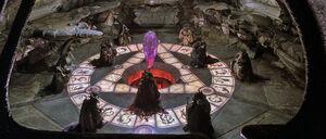Skeksis in ritual