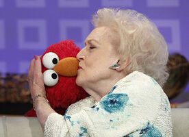 Betty White the Red Hot Momma